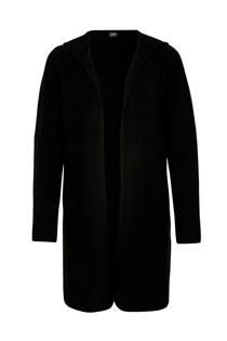 s.Oliver BLACK LABEL dames cardigan met wol zwart (dames)