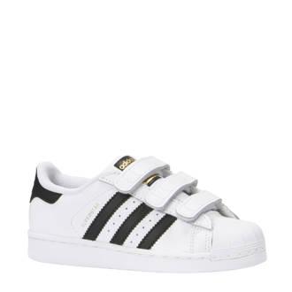 8a39c9fb580 adidas. originals Superstar wit/zwart