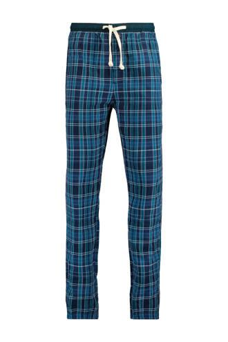 pyjamabroek Lake blauw/marine