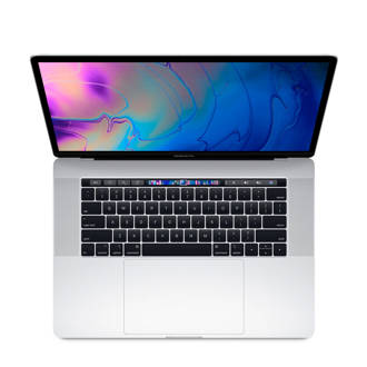 MacBook Pro Touch Bar 15 Silver/2.6GHZ/512GB 15,4 inch ()