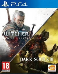 Dark souls 3 & Witcher 3 (PlayStation 4)