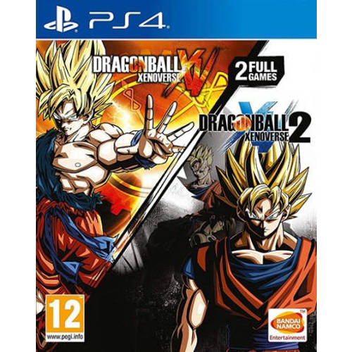 Dragon ball Xenoverse 1+2 bundel (PlayStation 4) kopen