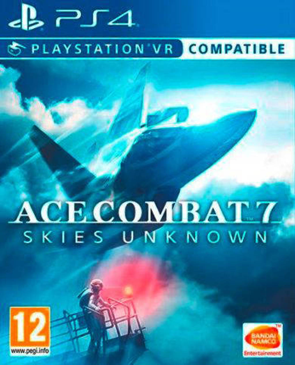 Ace combat 7 - Skies unkown (PlayStation 4)