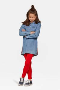 WE Fashion legging rood, Rood