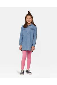 WE Fashion Fundamental legging roze, Lichtroze