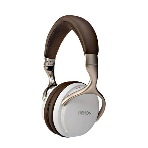 Denon over-ear koptelefoon wit kopen