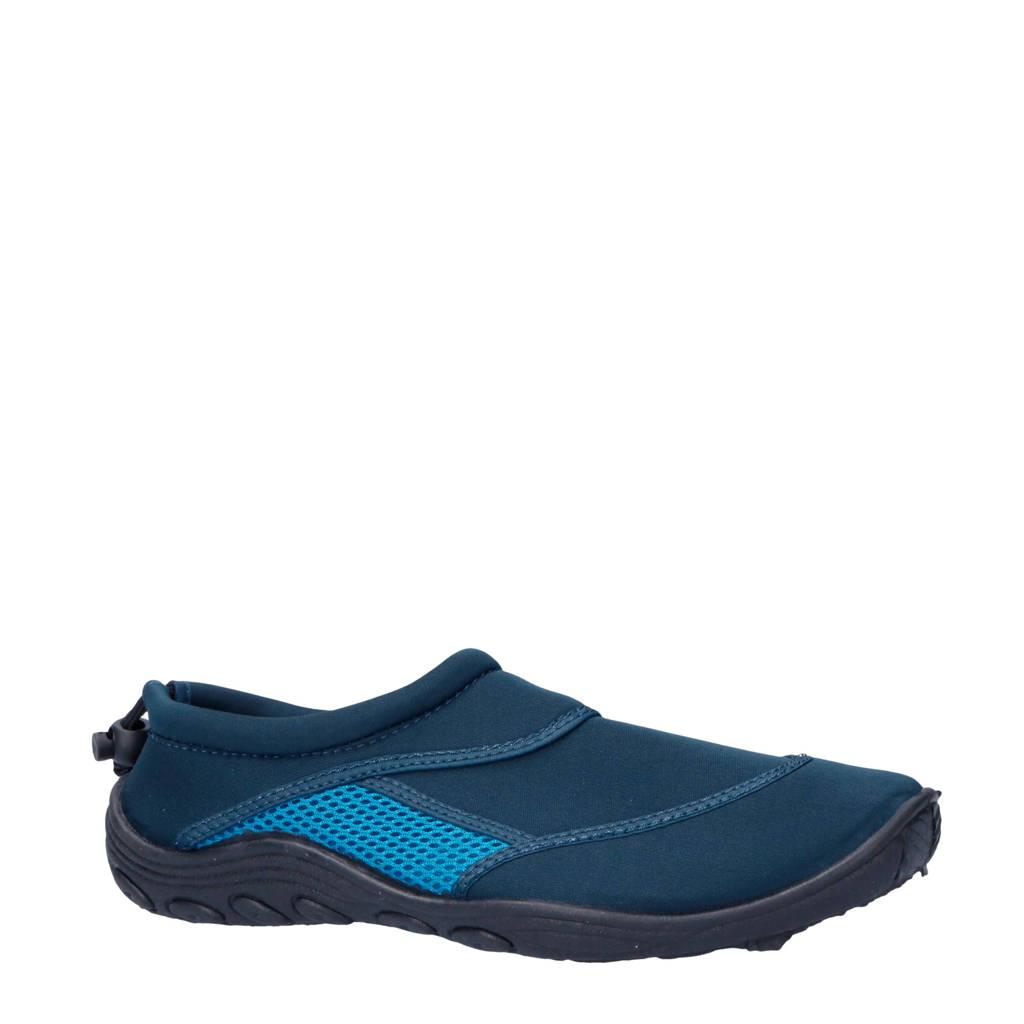 Campri   waterschoenen donkerblauw, Donkerblauw/blauw, Heren