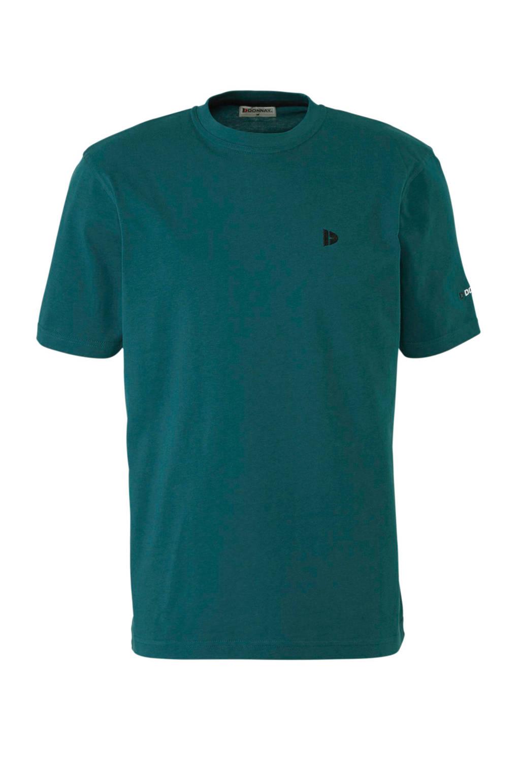 Donnay   sport T-shirt donkergroen, Donkergroen