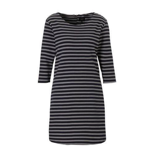 ONLY jurk met strepen print