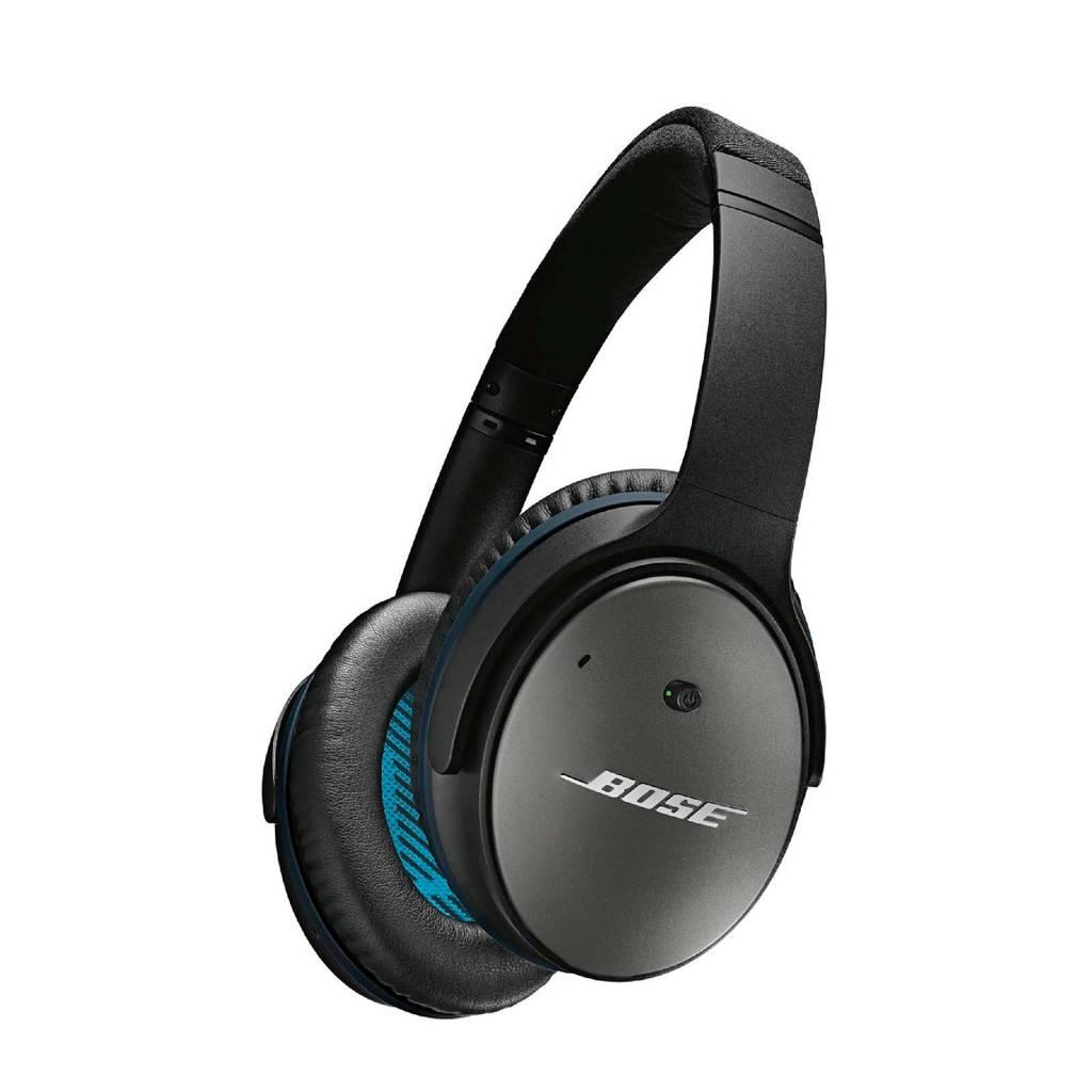 Bose Bose QuietComfort 25 over-ear koptelefoon zwart, Zwart