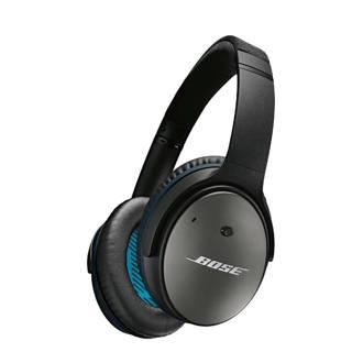 Bose QuietComfort 25 over-ear koptelefoon zwart