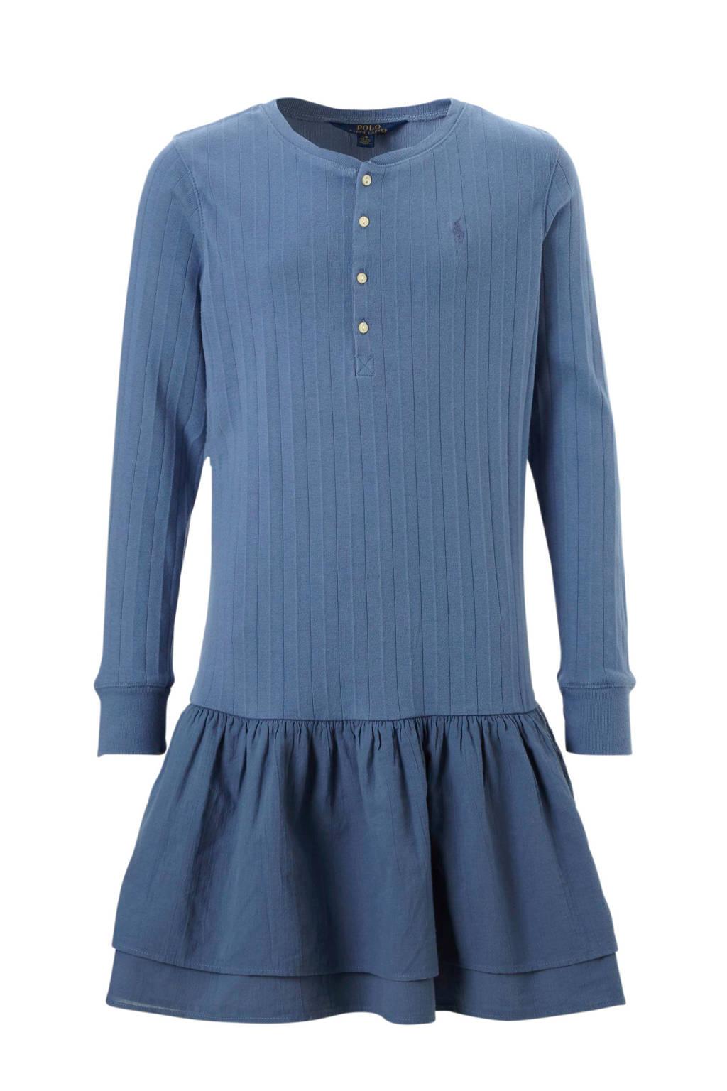 POLO Ralph Lauren jurk nachtblauw, Jeans blauw