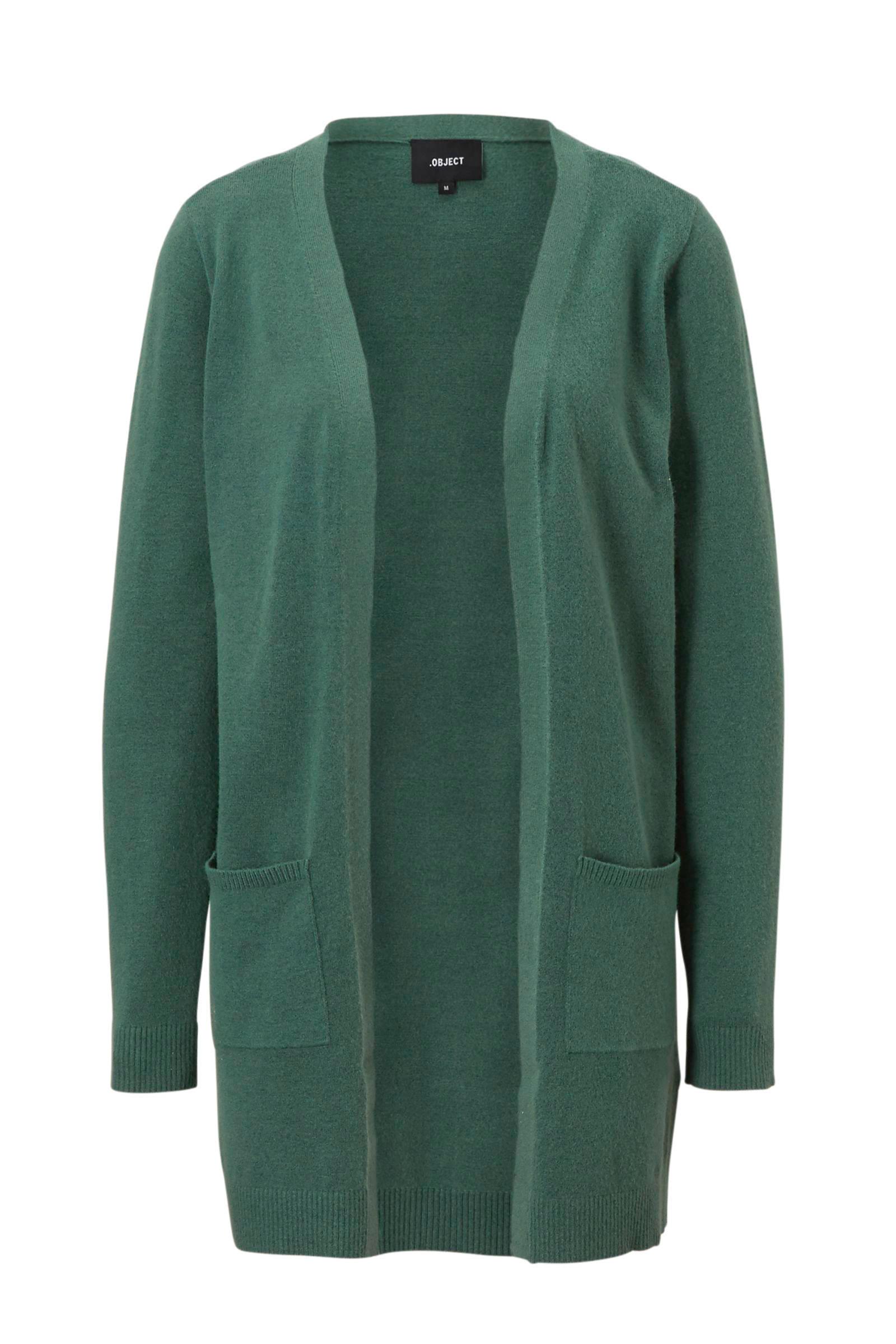 object vest groen