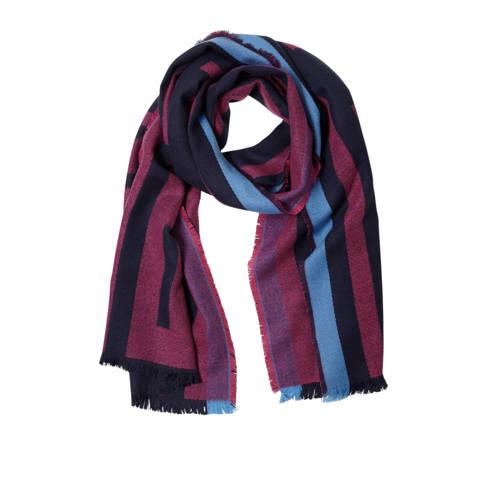 ESPRIT sjaal met tekst - alleen verkrijgbaar i.c.m. actie