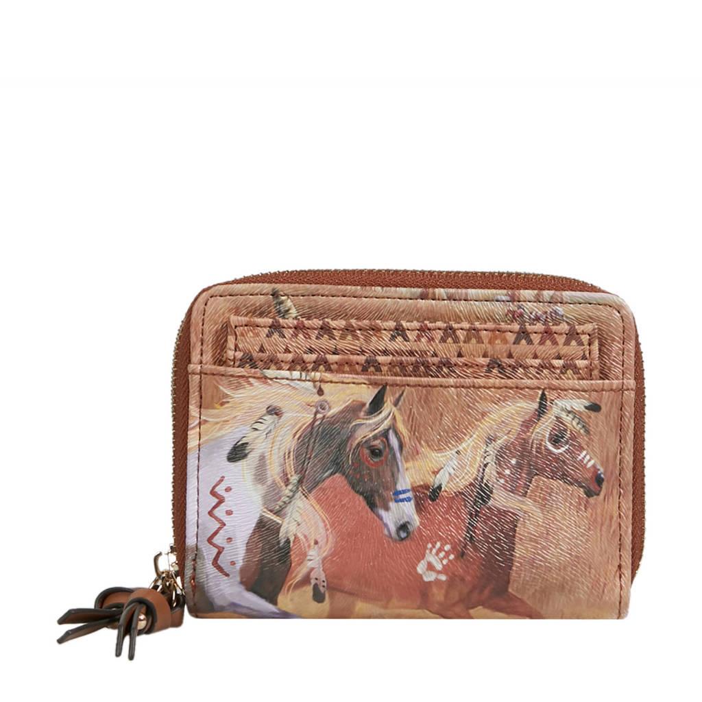 a79f18ba5b4 Parfois portemonnee camel | wehkamp