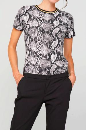 regular fit cropped pantalon Parene
