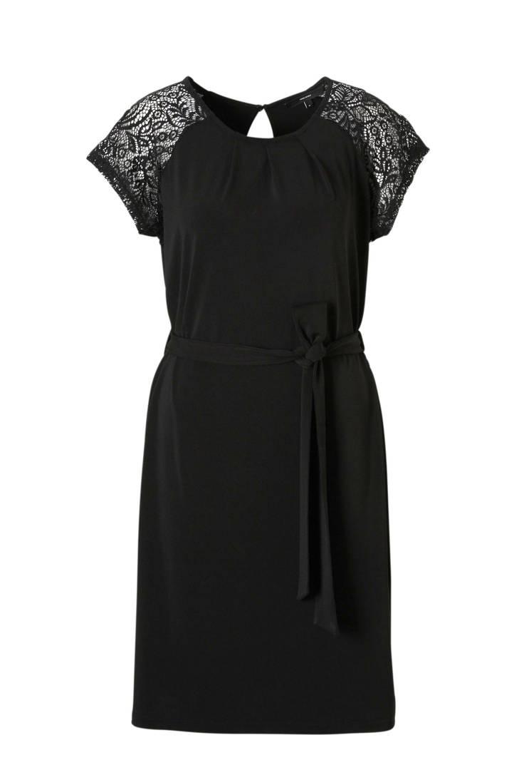 VERO met kanten jurk details MODA TOrTqxB