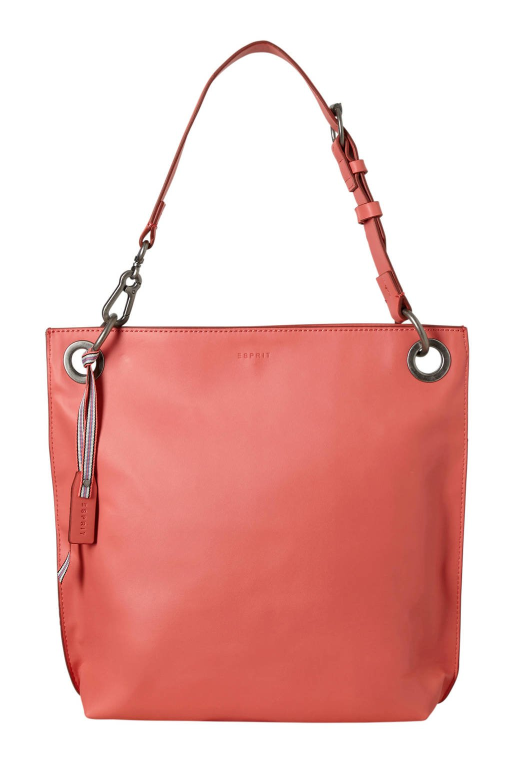 ESPRIT   handtas Lilly Hobo rood, Rood
