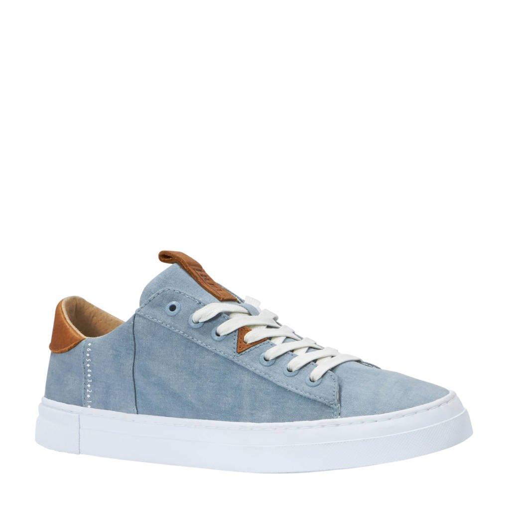 Hub  sneakers blauw, Blauw