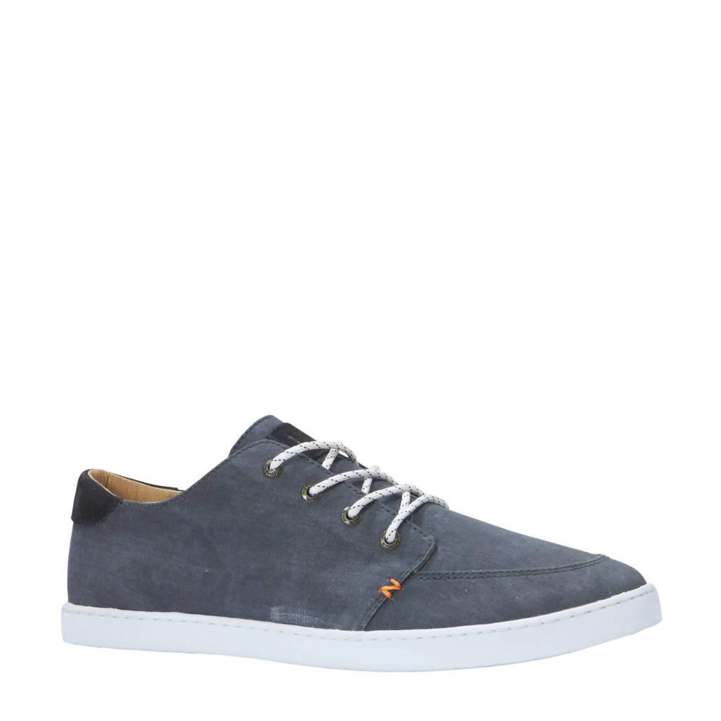 Hub Boss  sneakers donkerblauw, Donkerblauw