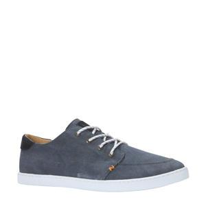Hub Boss  sneakers donkerblauw