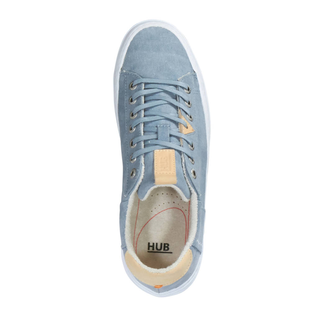Blauw Hub Sneakers Hub Blauw Hub Sneakers Sneakers Hub Blauw Sneakers qwtzPz