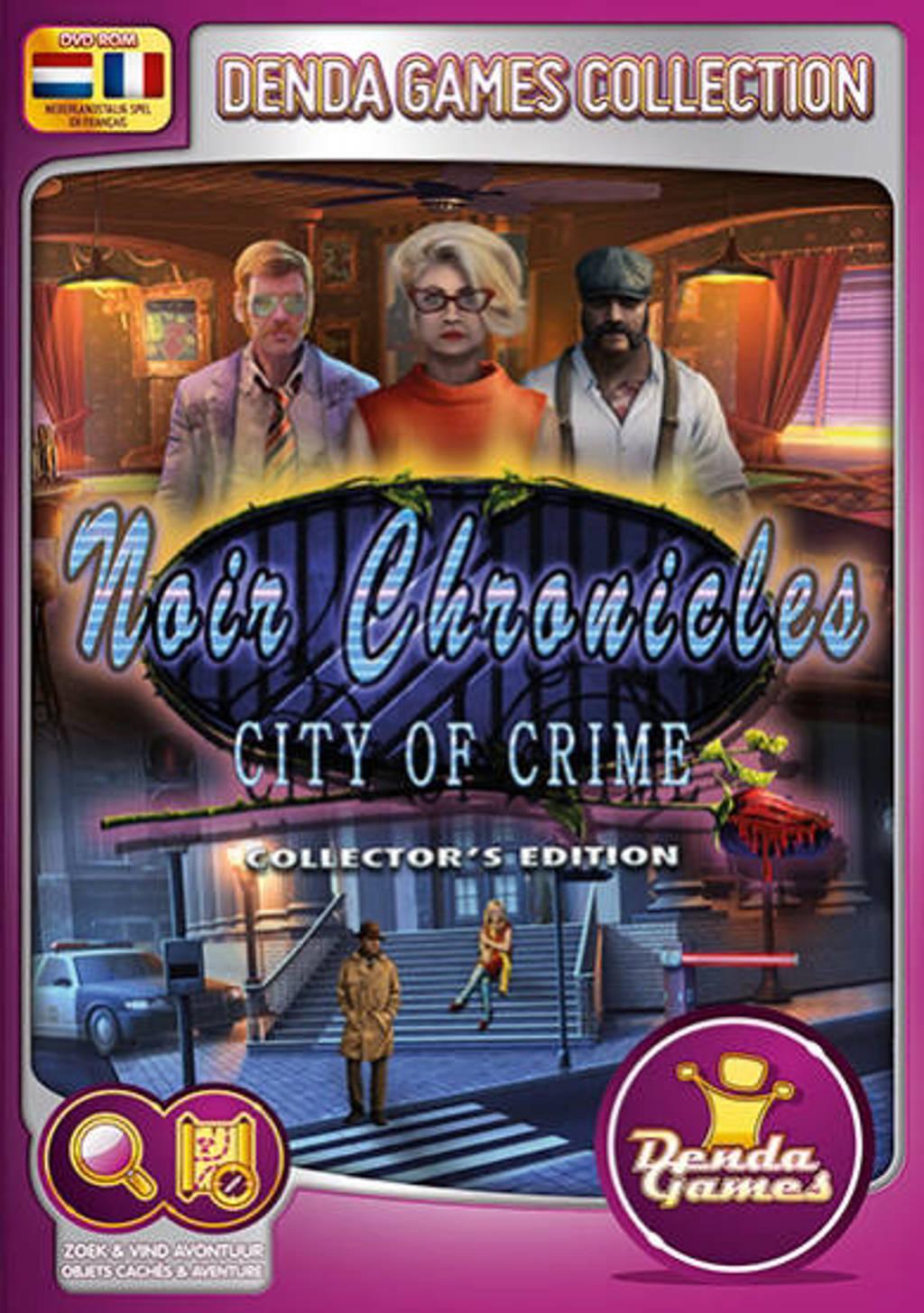 Noir chronicles - City of crime (Collectors edition) (PC)