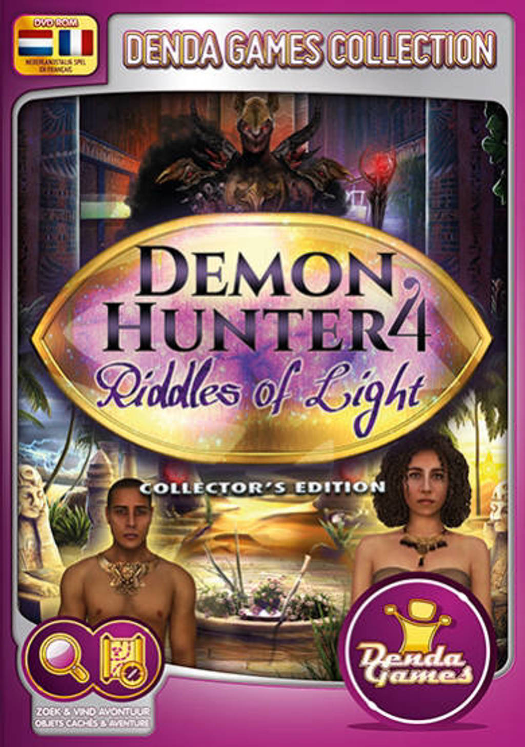 Demon hunter 4 - Riddles of light (Collectors edition) (PC)