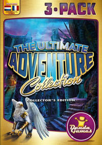 Ultimate adventure collection (Collectors edition) (PC)