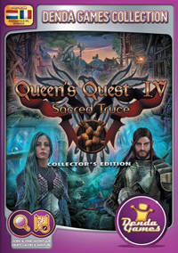 Queen's quest 4 - Sacred truce (Collectors edition) (PC)