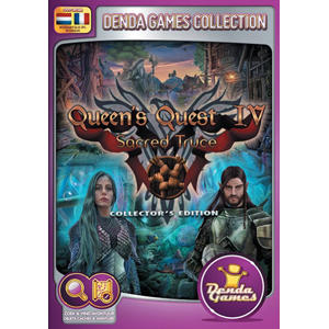 Queen'squest 4 - Sacred truce (Collectors edition) (PC)