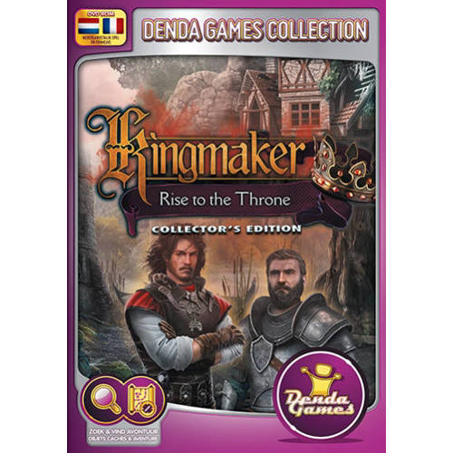 Kingmaker - Rise to the throne (Collectors edition) (PC) kopen