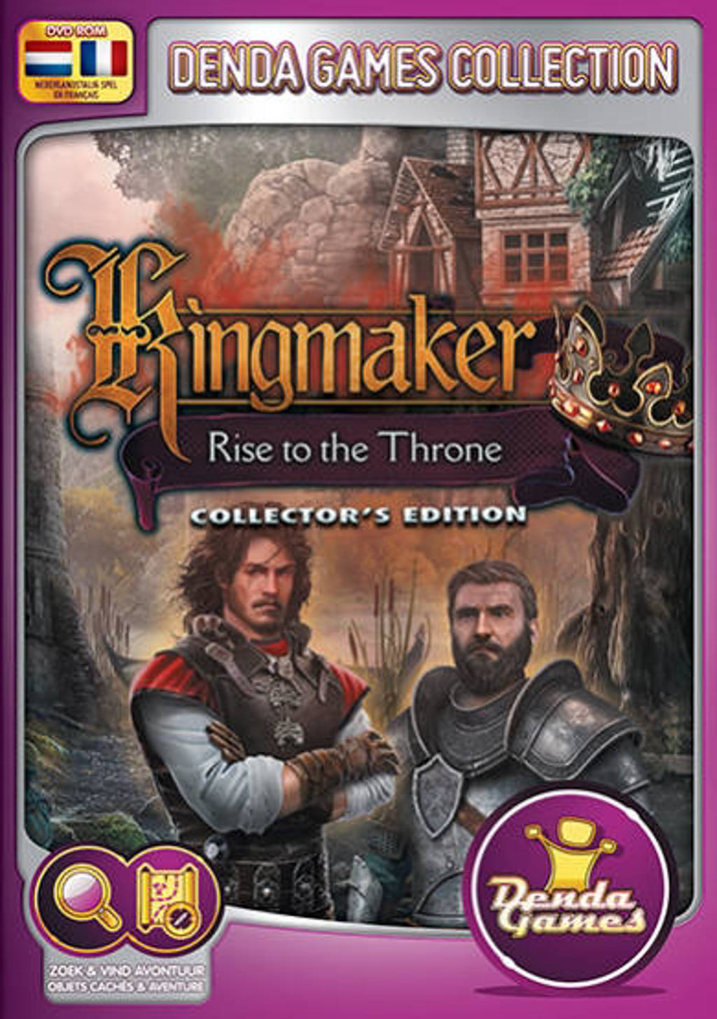 Kingmaker - Rise to the throne (Collectors edition) (PC)