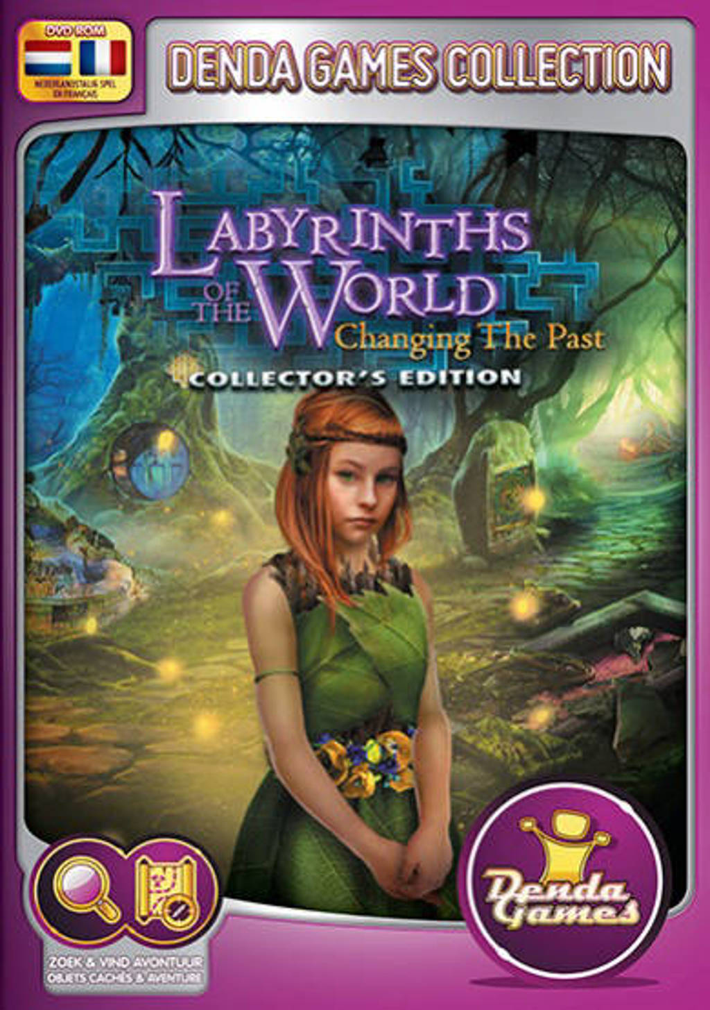 Labyrinths of the world - Changing the past (Collectors edition) (PC)