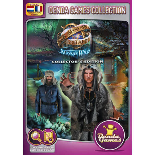 Mystery tales - Alaskan wild (Collectors edition) (PC) kopen