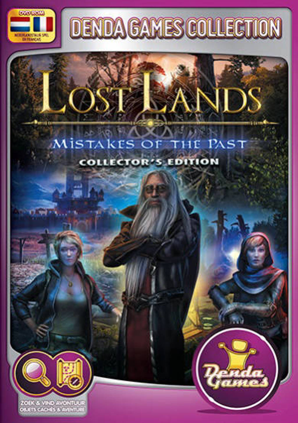 Lost lands - Mistakes of the past (Collectors edition) (PC)