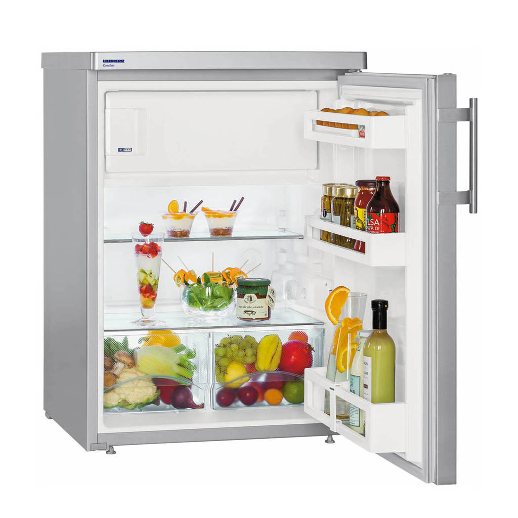 Liebherr TPESF1714 koelkast, RVS deur/zijkant staalgrijs
