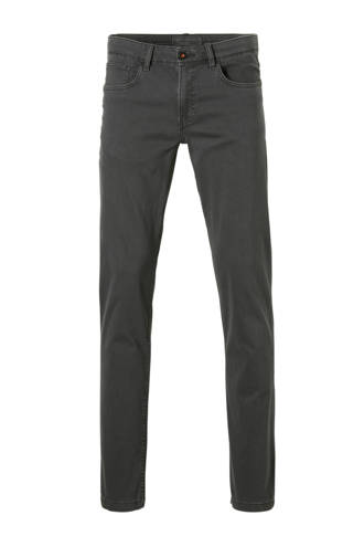 Angelo Litrico slim fit jeans grijs