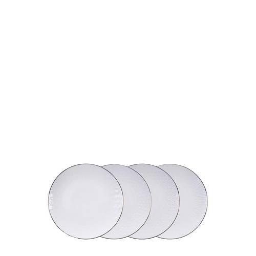 Tokyo Design Studio Nippon White dinerbord (Ø30 cm) (set van 4) kopen