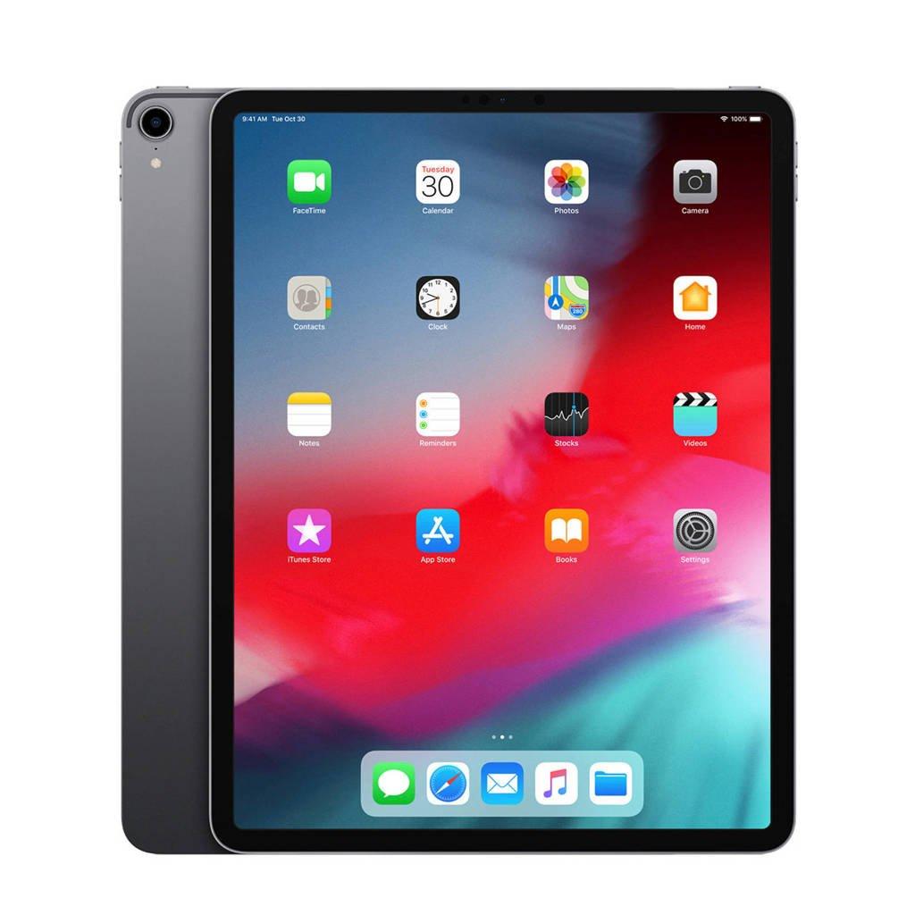 Apple iPad Pro 12.9 inch Wifi + 4G 256GB, Grijs