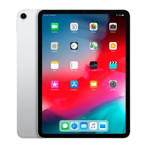 iPad Pro 11-inch 64GB WiFi + Cellular Zilver