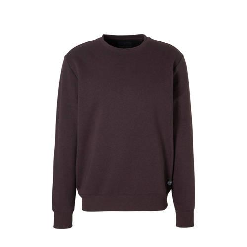 C&A Angelo Litrico gemêleerde sweater paars