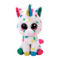 Ty Beanie Boo's Harmonie unicorn knuffel 15 cm