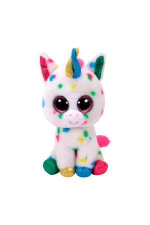 Beanie Boo's Harmonie unicorn knuffel 15 cm