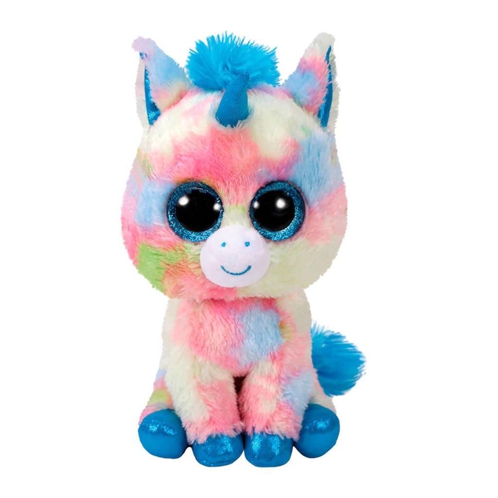Ty Beanie Buddy Blitz unicorn knuffel 24 cm