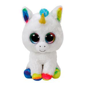 Beanie Buddy Pixy unicorn knuffel 24 cm
