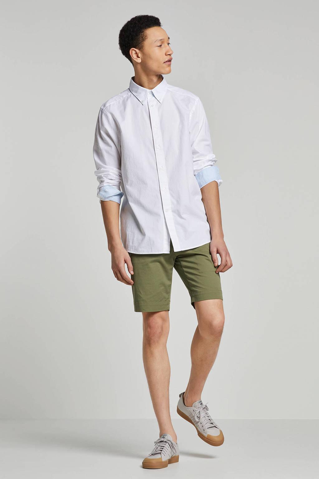 Calvin Klein overhemd, Wit
