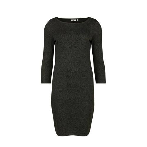 WE Fashion jurk met panterprint