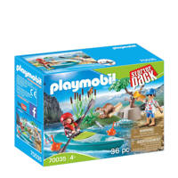 Playmobil Starter Pack StarterPack Kayak training 70035