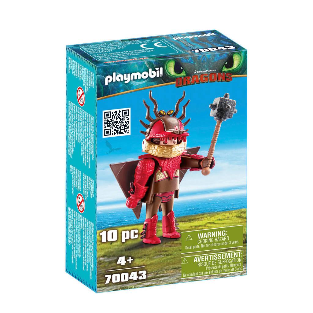 Playmobil Snotvlerk in vliegpak 70043